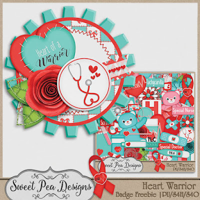 http://www.sweet-pea-designs.com/blog_freebies/SPD_Heart_Warrior_Cluster_Freebie.zip