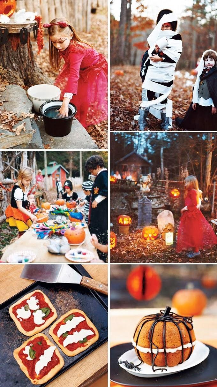 Halloween Kids Party Ideas : Halloween Ideas
