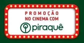Cadastrar Promoção Piraquê Ingresso de Cinema - Compre e Ganhe