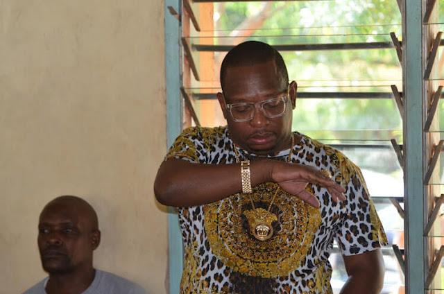 Nairobi governor Mike Sonko photo on impeachment preparations