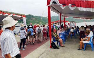 Kunjungan Kapal Pesiar Tumbuhkan Potensi Ekonomi Daerah