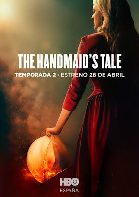 THE HANDMAID'S TALE (El cuento de la criada) -  temporada 2 - cartel españa