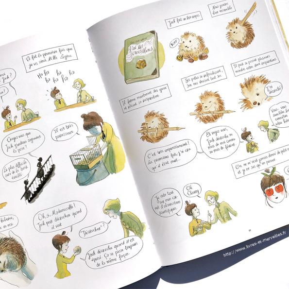 Miss Charity - BD - Tome 1 - L'enfance de l'art