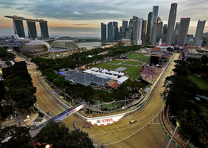 Southeast Asia's Best F1 Singapore Grand Prix Race Track
