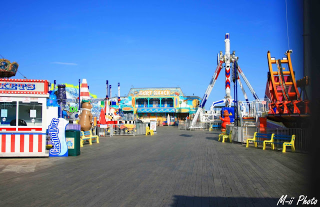 M-ii Photo : Le long de la côte du New Jersey : Seaside Heights