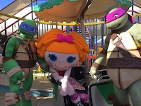 a72b4bbfbc8 Καρναβαλοπάρτι παρέα με τα Χελωνονιτζάκια και τις κούκλες Lalaloopsy  έρχεται στο Attika Carnival Kingdom (από
