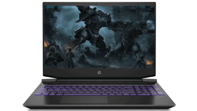 Laptop Gaming Dibawah 10 Juta - HP Pavilion Gaming 15