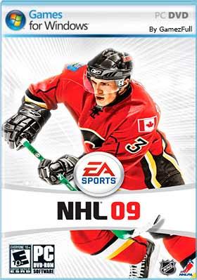 NHL 09 (2008) PC Full
