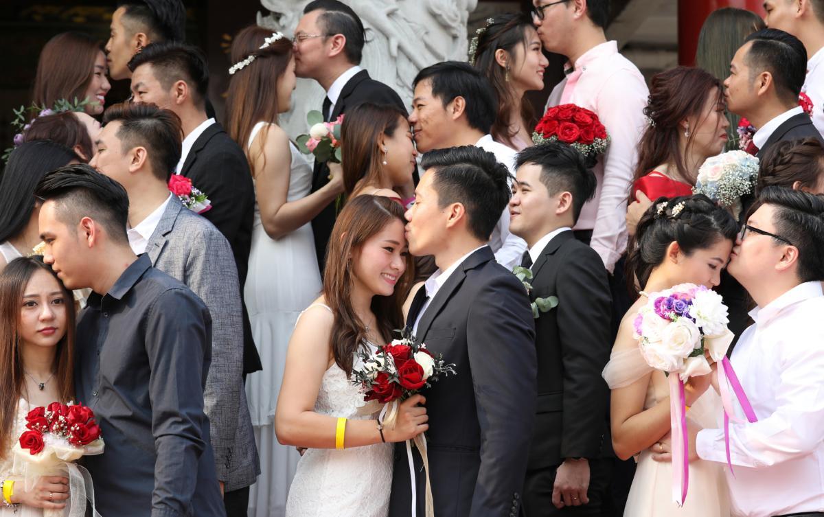 ζευγάρι ραντεβού στη Μαλαισία