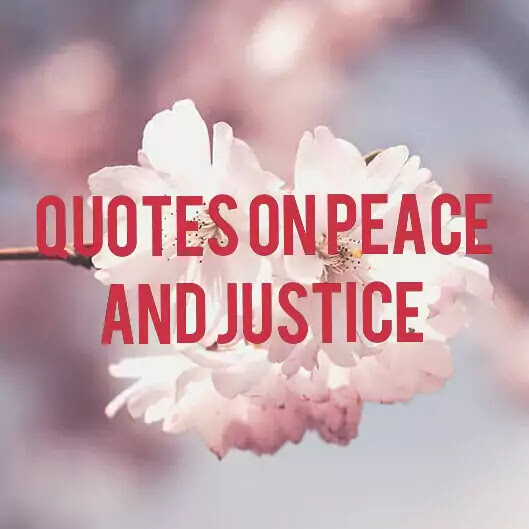 image of quote and justice, image of peace, image of justice