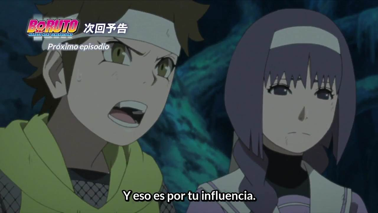 Boruto: Naruto Next Generations Capítulo 37 Sub Español