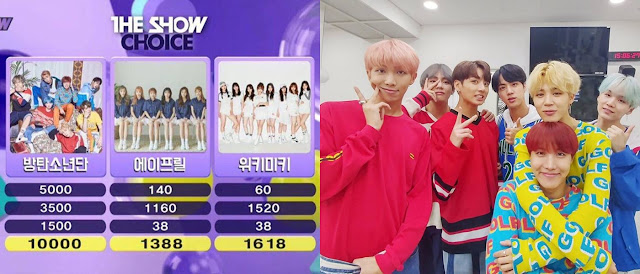 (1º Win com DNA) Primeiro lugar  no The Show