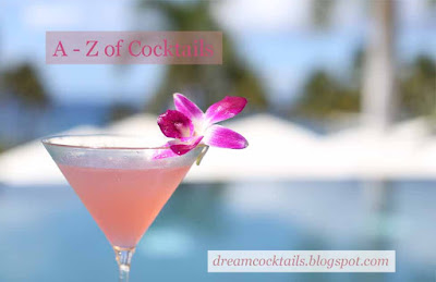 A-Z of cocktails - the big list