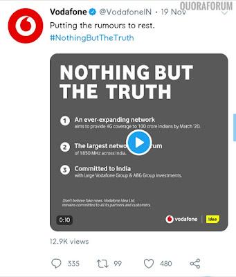 Vodafone No Changes