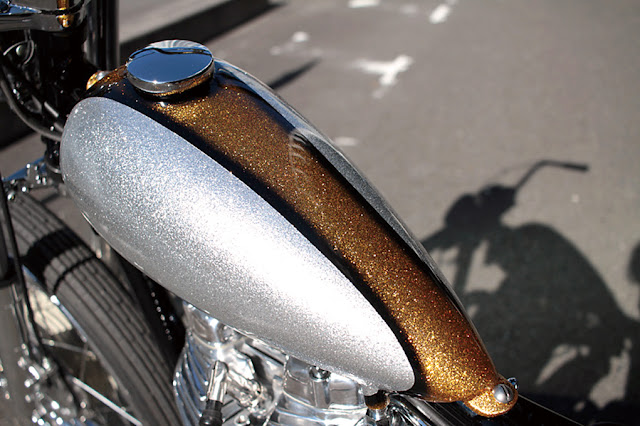 Royal Enfield Bullet 350 By Candy Motorcycle Laboratory Hell Kustom