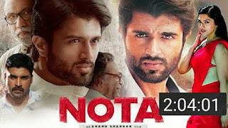 Nota South Movie Hindi Dubbed Download Filmyzilla