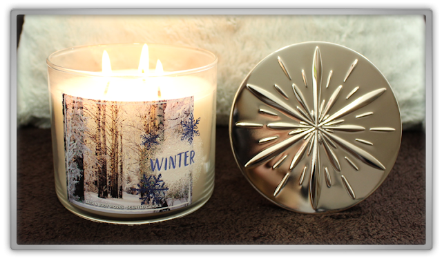 Bath & Body Works Stock Up Haul and Review fresh start winter spring 3 wick candle beauty blog blogger Cozy Favorites