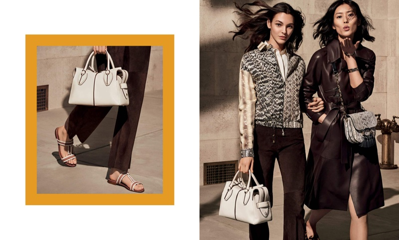 Tod's Spring/Summer 2019 Campaign