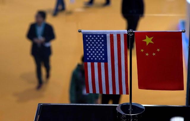 """Κίνα και ΗΠΑ: Το """"Μεγάλο Παιχνίδι"""" του 21ου αιώνα"""