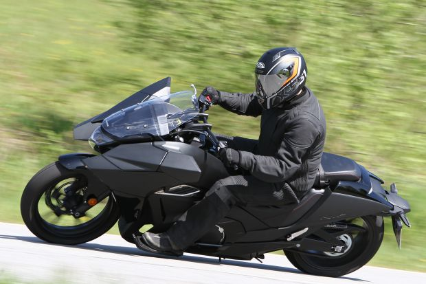 Honda NM4 Vultus Test