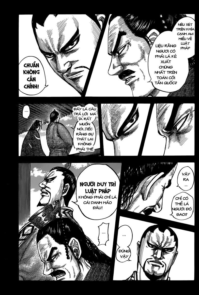 Kingdom chapter 494 trang 7