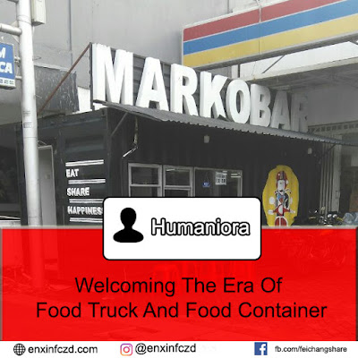 Welcoming The Era Of Food Truck And Food Container