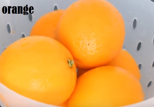 orange benefit, boost, immune system
