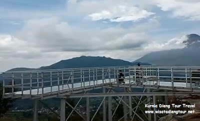 Jembatan kaca dieng