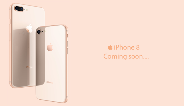 iPhone 8 and 8 Plus is coming soon