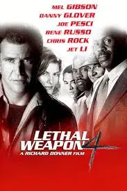 Lethal Weapon 4 [1998] [DVDR] [NTSC] [Latino]