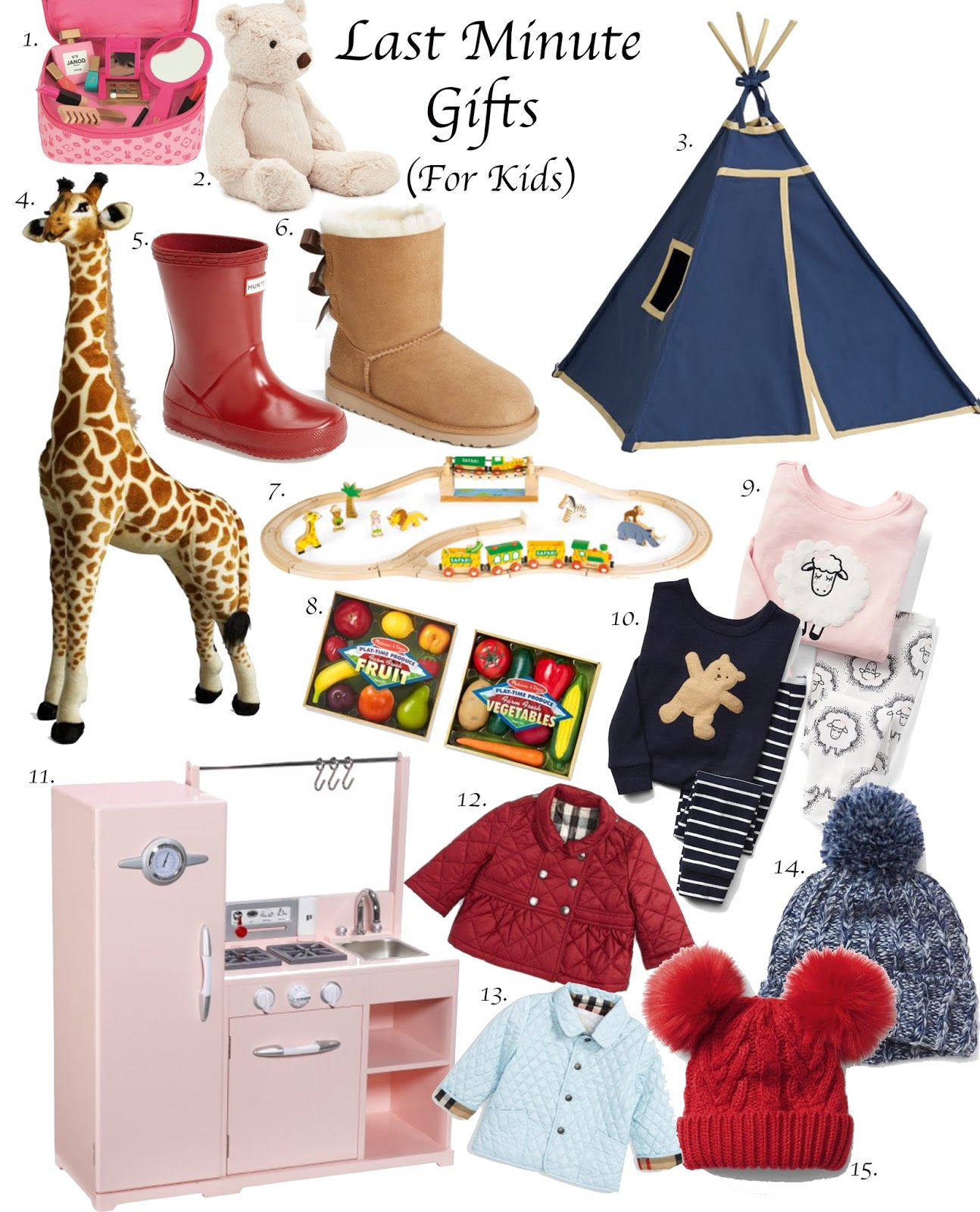 Gifts For Kids - Something Delightful Blog