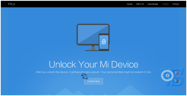 unlock your Mi device picture
