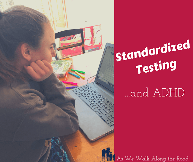 Online homeschool testing