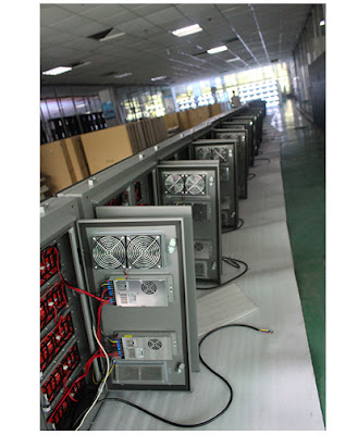 Thiết kế thi công màn hình led p4 chuyên nghiệp tại Quảng Ninh