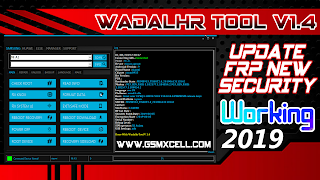 Download Wadalhr Tool v1.4 Pro Remove FRP New Security Samsung Huawei