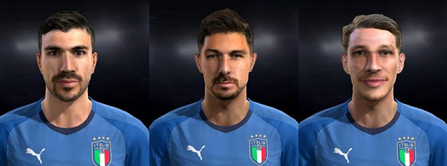 Italian Mini Facepack 2020 PES 2013