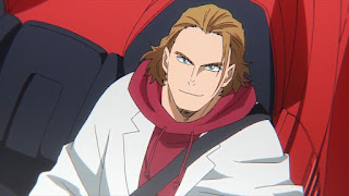 Hellominju.com: 僕のヒーローアカデミア (ヒロアカ)アニメ   デヴィット・シールド   David Shield   My Hero Academia   Hello Anime !