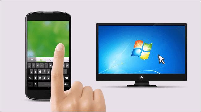 تحميل برنامج remote mouse للكمبيوتر