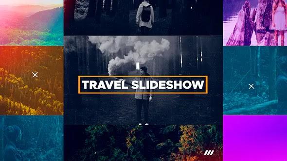 Videohive - Travel Slideshow - 21474157