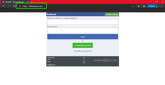 Quick and easy method to switch in facebook basic version