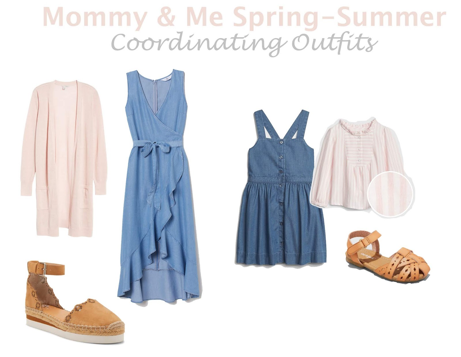 Mommy and me outfit dresses