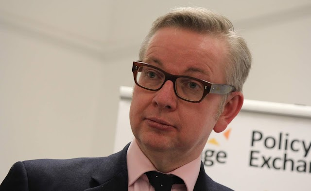 "BREXIT: No Deal Tsar, Michael Gove - ""Prepare for No-Deal Brexit"""