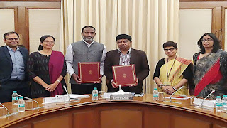 World Bank, GOI and West Bengal Gov. Signed Loan Agreement