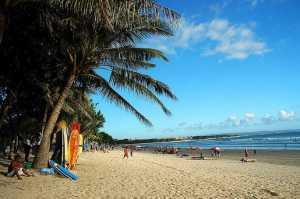 Hotel Dekat Pantai Kuta, Bali