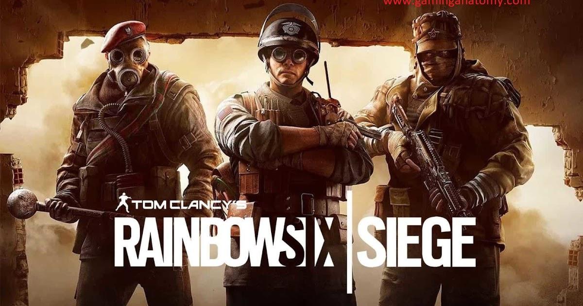 Rainbow Six Siege free play week operation ember rise - Free Game Cheats