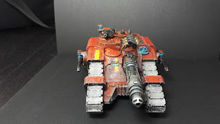 Sicaran venator jules blood angels