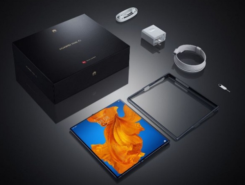 Huawei Launches Mate Xs 5G Foldable Phone With Cool Features
