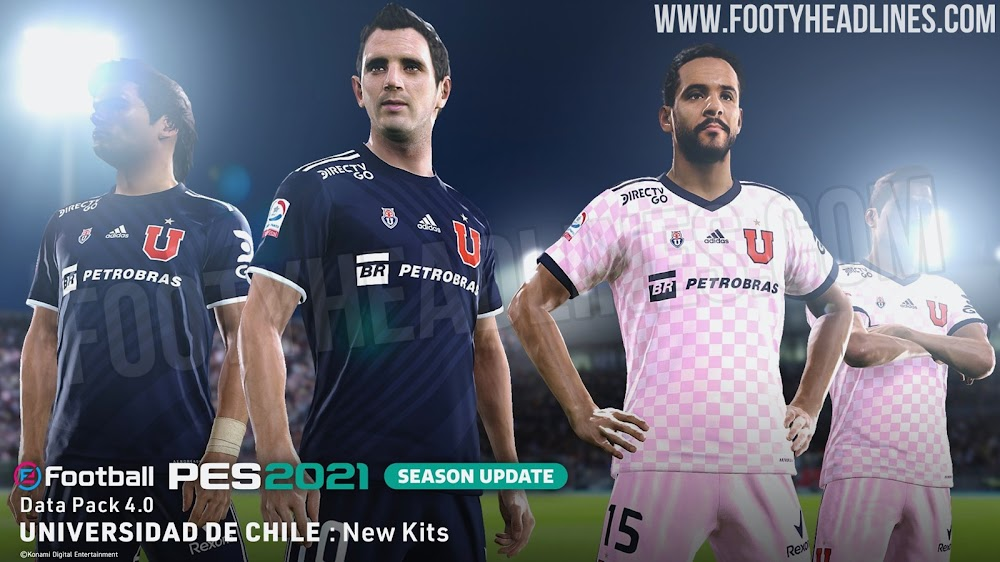 Universidad de Chile 2021 Away Kit Released - Footy Headlines