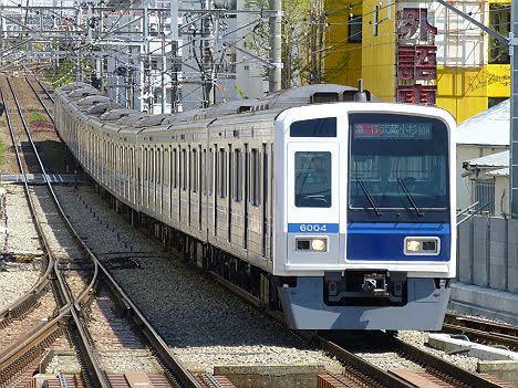 【ダイヤ改正で残留!】東急東横線 急行 武蔵小杉行き5 西武6000系