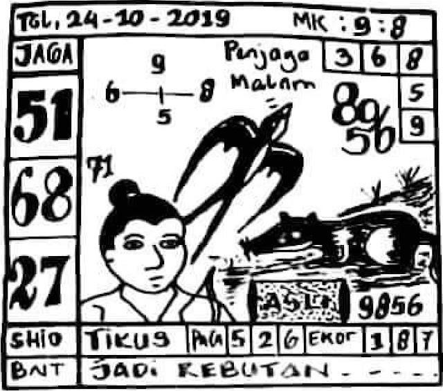 Kode Syair Sgp Kamis 24 Oktober 2019 Liveresultdata